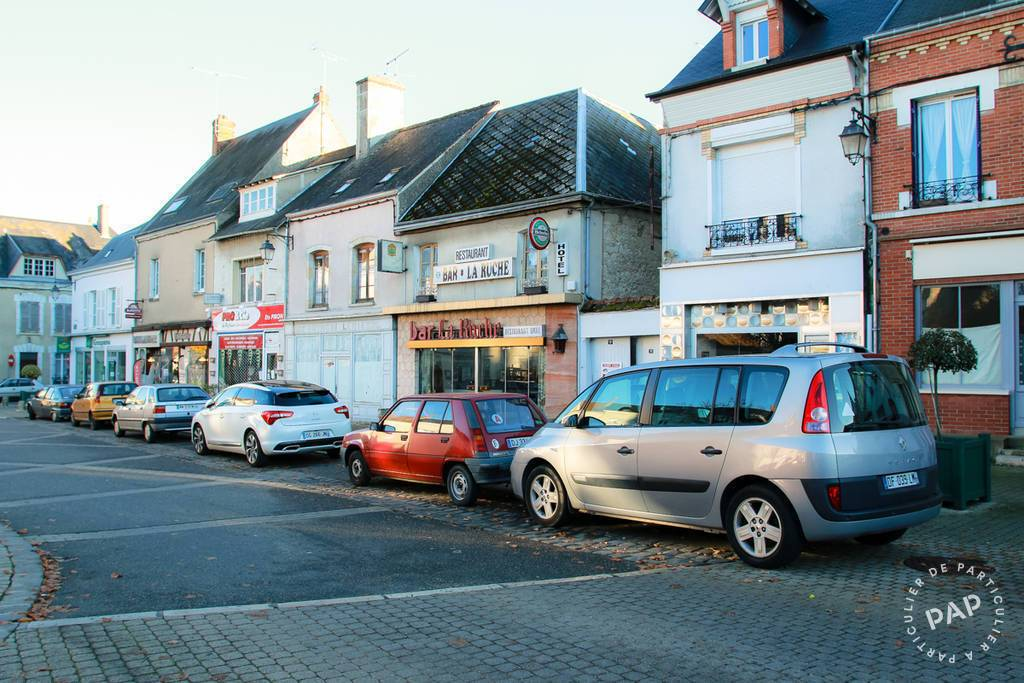 Local commercial Beaune-La-Rolande 62.000€