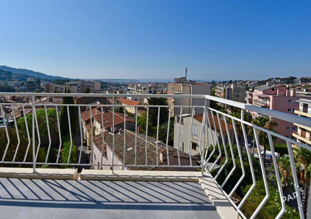 Appartement 310.000€ 56m² Le Cannet (06110)