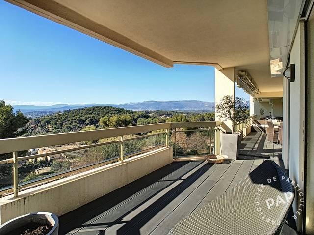 Appartement 675.000€ 116m² Mougins (06250)