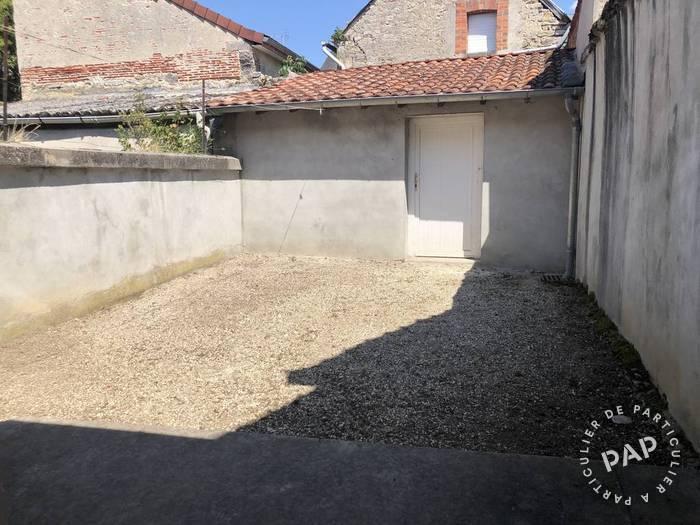 Maison 28.000€ 50m² Sancoins (18600)