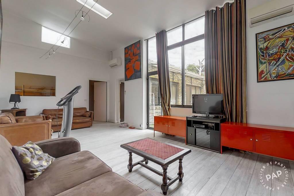 Vente Maison Pantin (93500) 231m² 1.127.000€