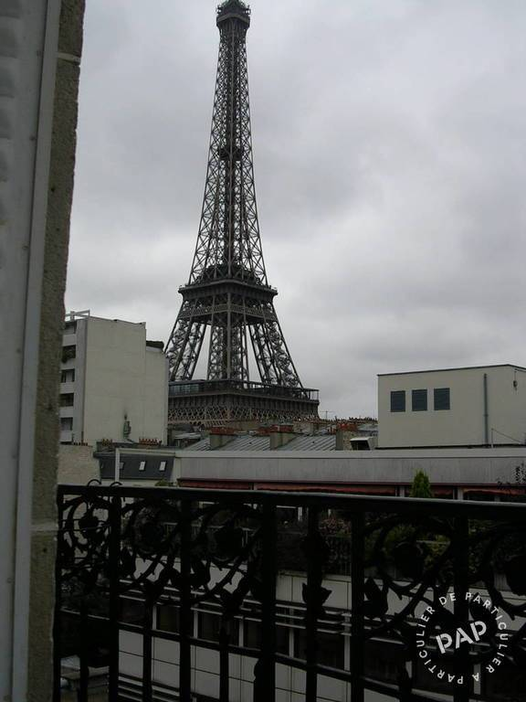 Location Appartement Paris 15E 125 m² 3.700 €