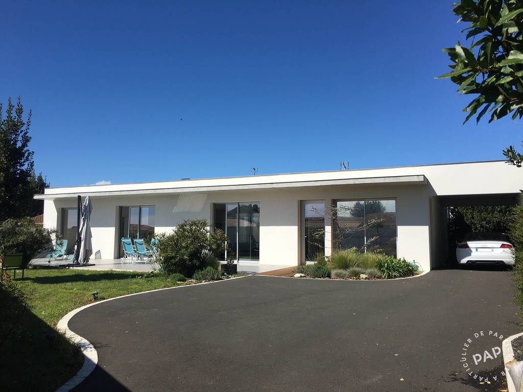 Vente Maison Vaux-Sur-Mer 154m² 690.000€