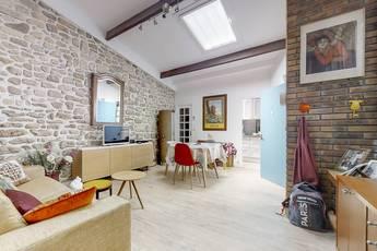 Vente appartement 3pièces 55m² Paris 15E - 580.000€