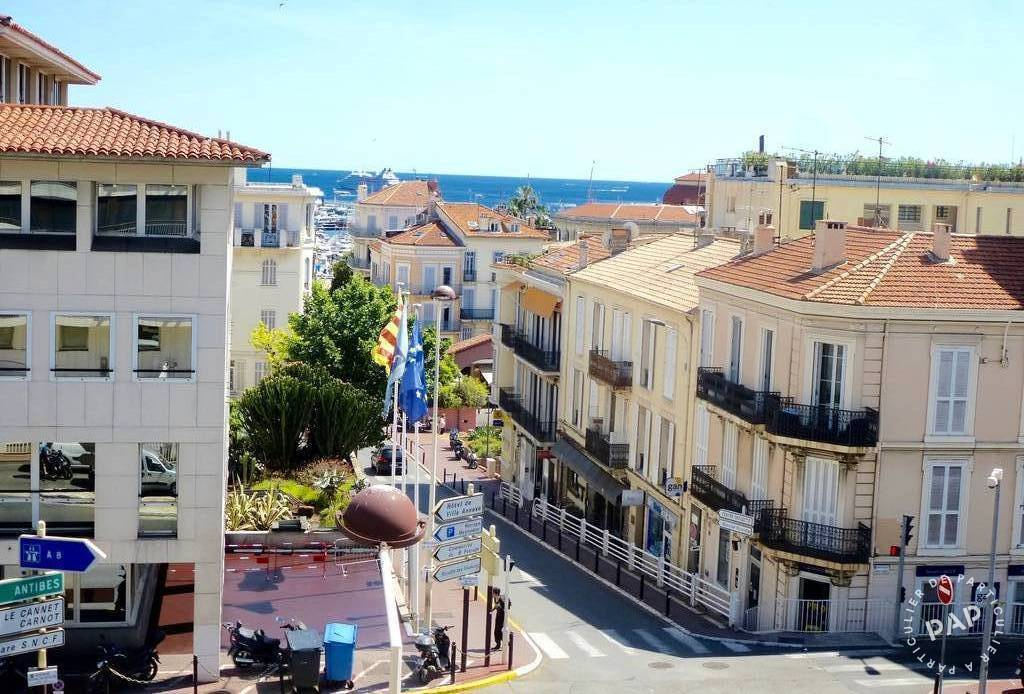 Vente Appartement Cannes (06) 142 m² 499.000 €