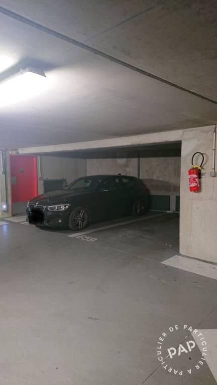 Location Garage, parking Nanterre (92000)  90€