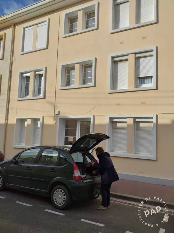 Location appartement studio Berck (62600)