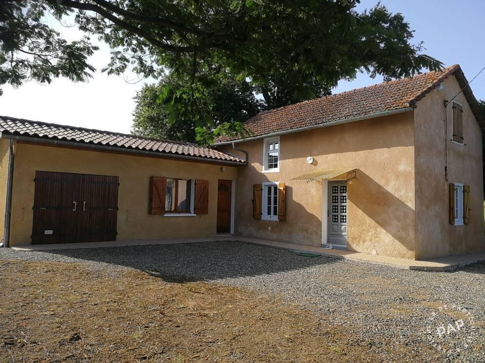 Vente maison 5 pièces Madiran (65700)