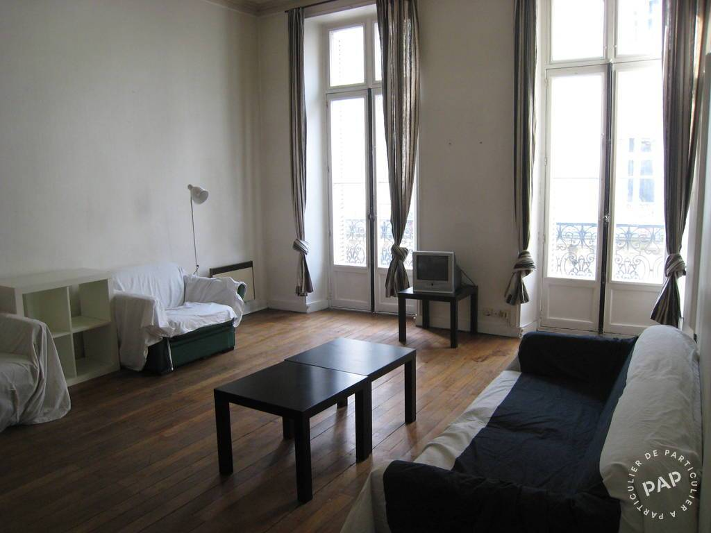 Vente Appartement Angers (49) 70m² 260.000€