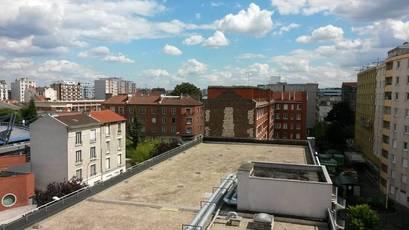 Location meublée appartement 3pièces 56m² Saint-Ouen (93400) - 1.375€