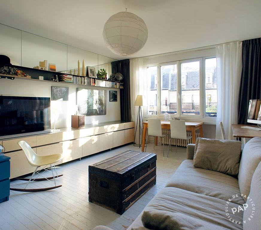 Vente Appartement Paris 20E 43m² 460.000€