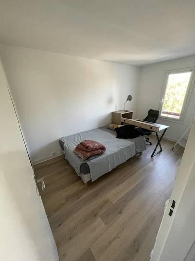 Location meublée chambre 11m² Cergy (95) - 530€