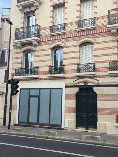 Location ou cession local commercial 41 m² Boulogne-Billancourt (92100) - 1.400 €