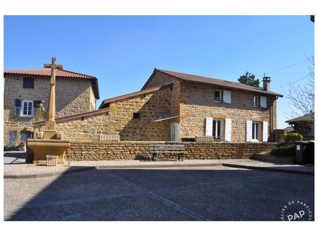 Location maison 4 pièces Saint-Germain-Nuelles (69210)