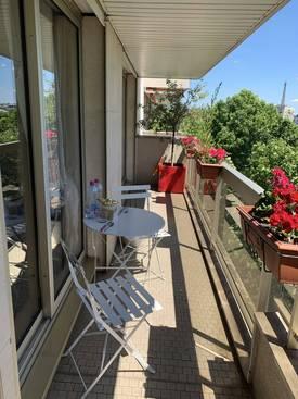 Location meublée appartement 5pièces 108m² Paris 16E - 4.970€