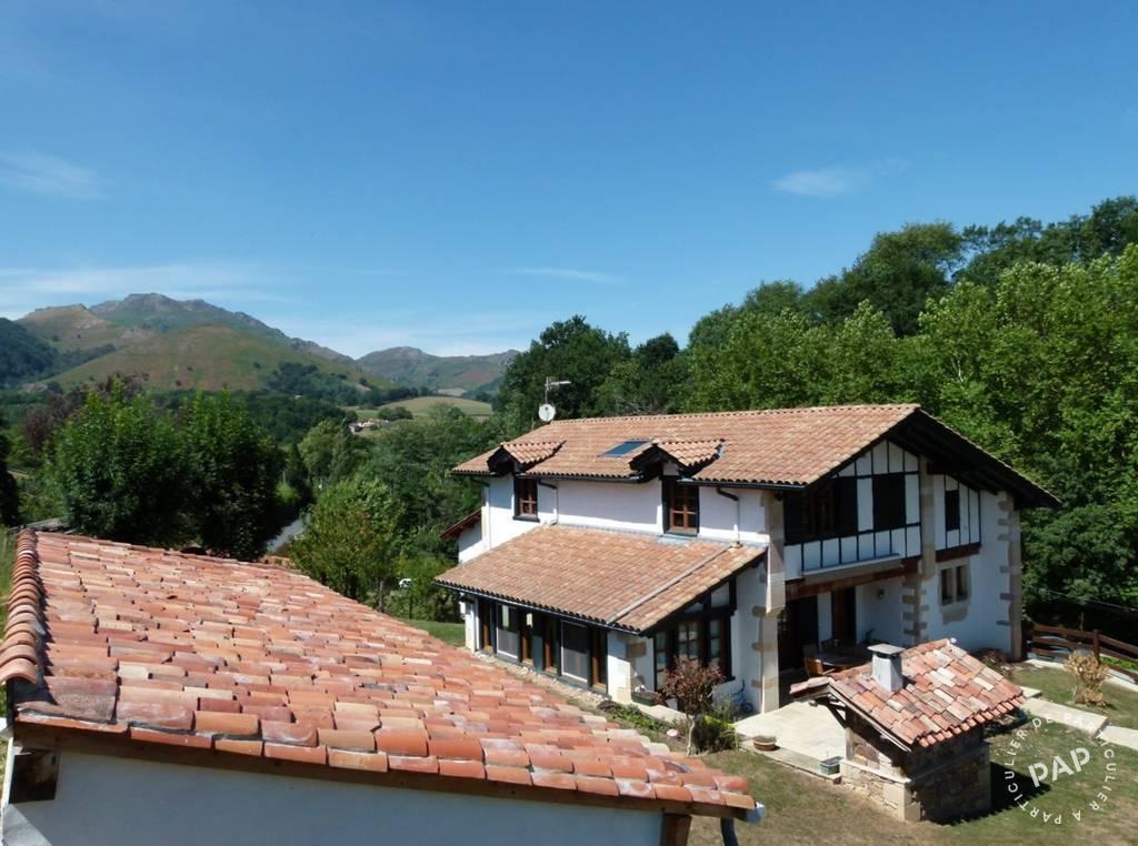 Vente Maison Sare (64310) 174m² 590.000€
