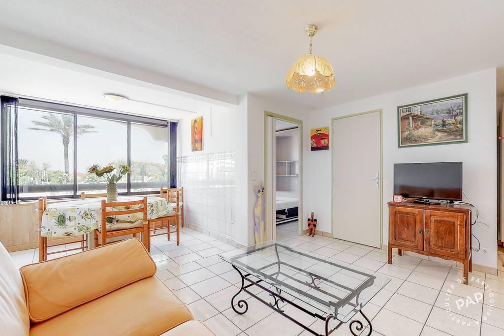 Vente Appartement Saint-Cyprien (66750) 37m² 110.000€