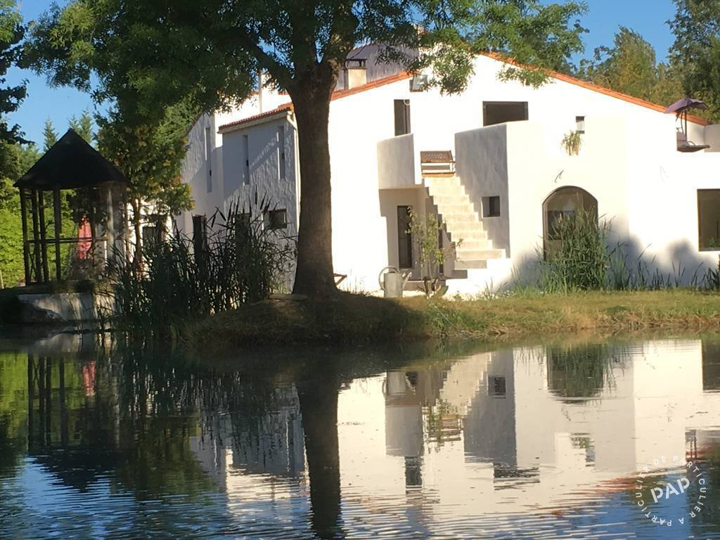 Vente Maison Saint-Sulpice-De-Royan (17200) 322m² 800.000€