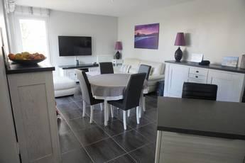 Vente appartement 3pièces 66m² +Terrasse+Jardin+2 Parkings - 259.000€
