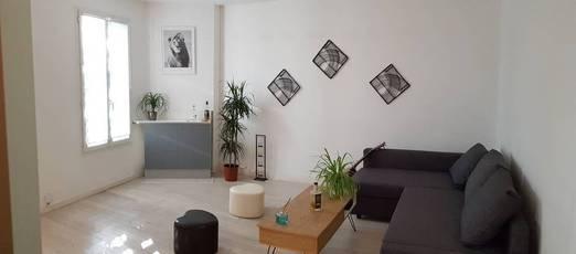 Location meublée appartement 2pièces 47m² Creteil (94000) - 990€