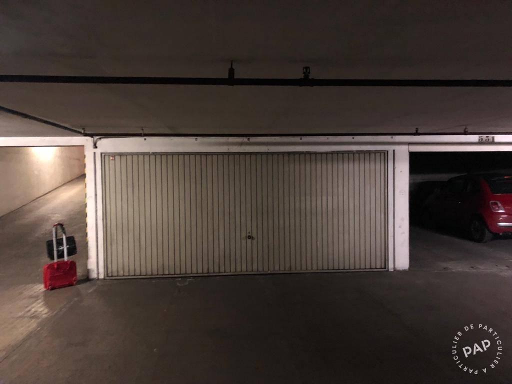 Location Garage, parking Paris 16E