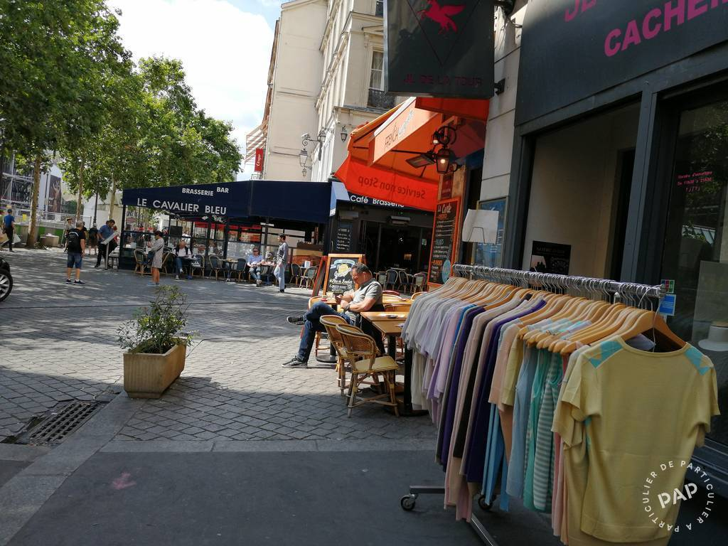 Vente Fonds de commerce Paris 3E