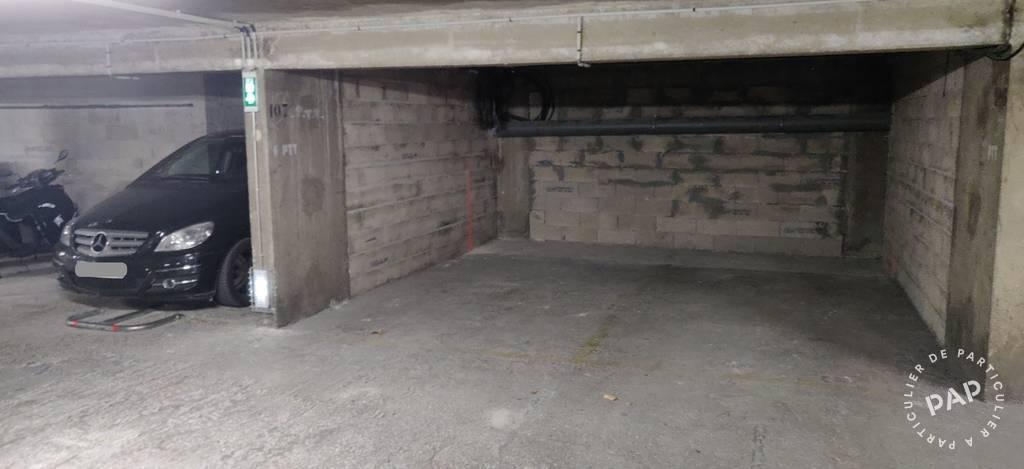 Garage, parking Paris 20E 50.000€