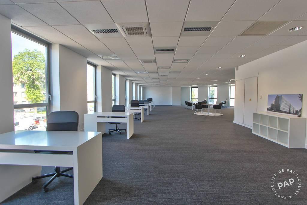 Location Bureaux et locaux professionnels 204m²