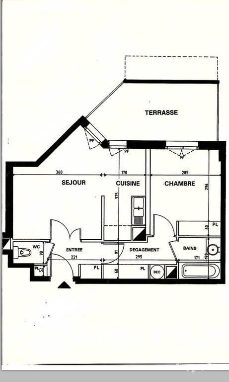 Appartement 398.000€ 41m² Issy-Les-Moulineaux (92130)