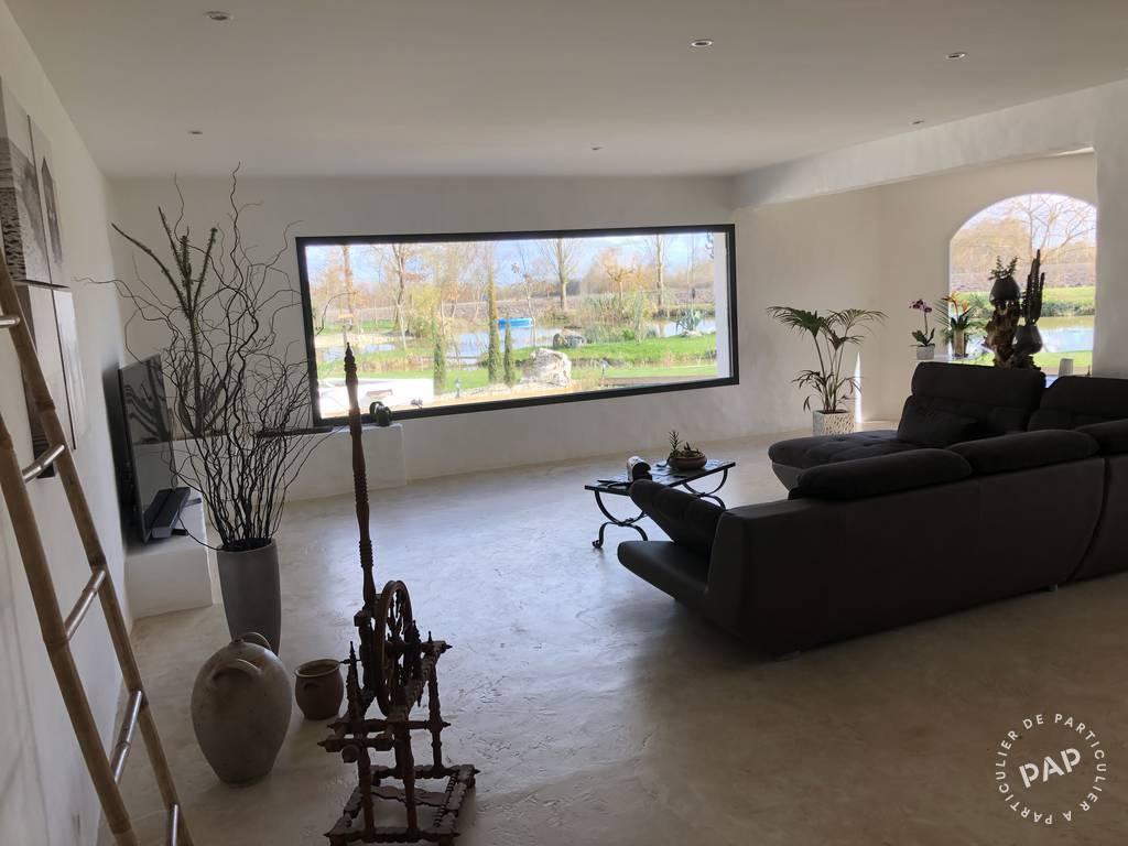 Immobilier Saint-Sulpice-De-Royan (17200) 800.000€ 322m²