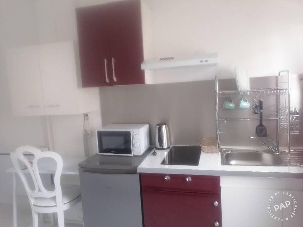 Location Appartement Montereau-Fault-Yonne (77130) 12m² 490€