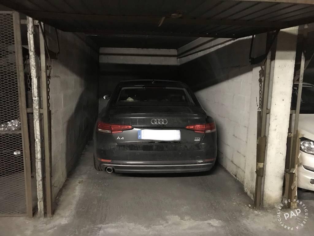 Vente Garage, parking Paris 17E  53.000€
