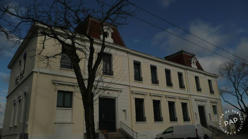 Location appartement 2 pièces Villeurbanne (69100)