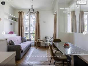 Location meublée appartement 2pièces 36m² Paris 7E - 1.900€