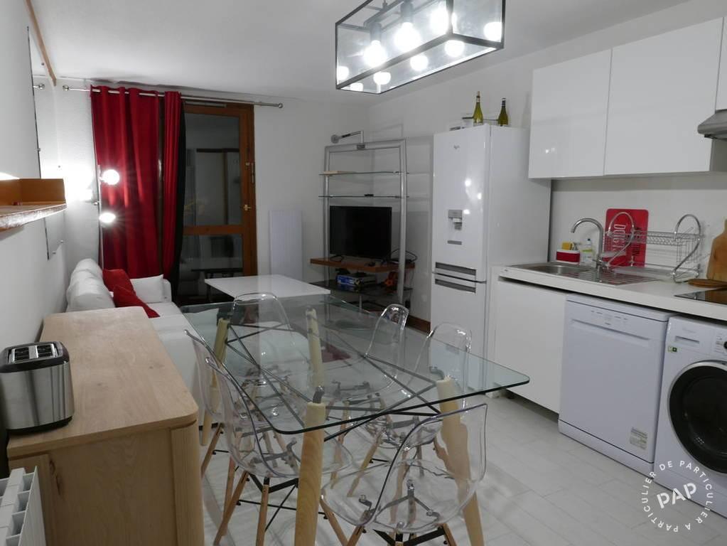 Vente appartement 3 pièces Valdeblore (06420)