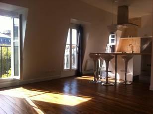 Location meublée appartement 2pièces 40m² Paris 17E - 1.510€