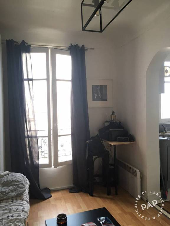 Location Appartement Montrouge (92120) 19m² 675€