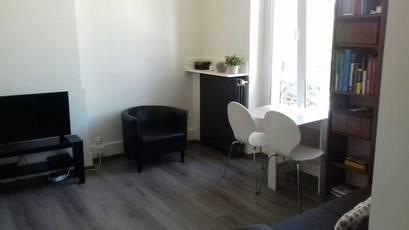 Location meublée studio 28m² Saint-Maur-Des-Fosses (94) - 840€