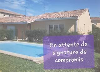 Vente maison 83m² Montbeton - 174.500€