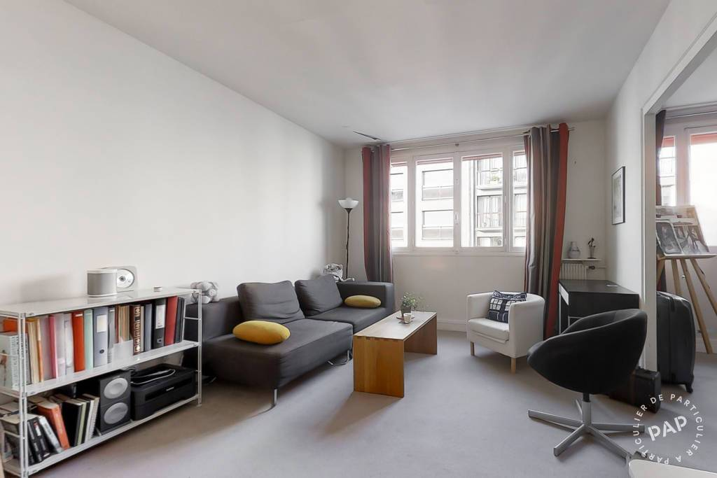 Vente Appartement Paris 15E 60 m² 660.000 €