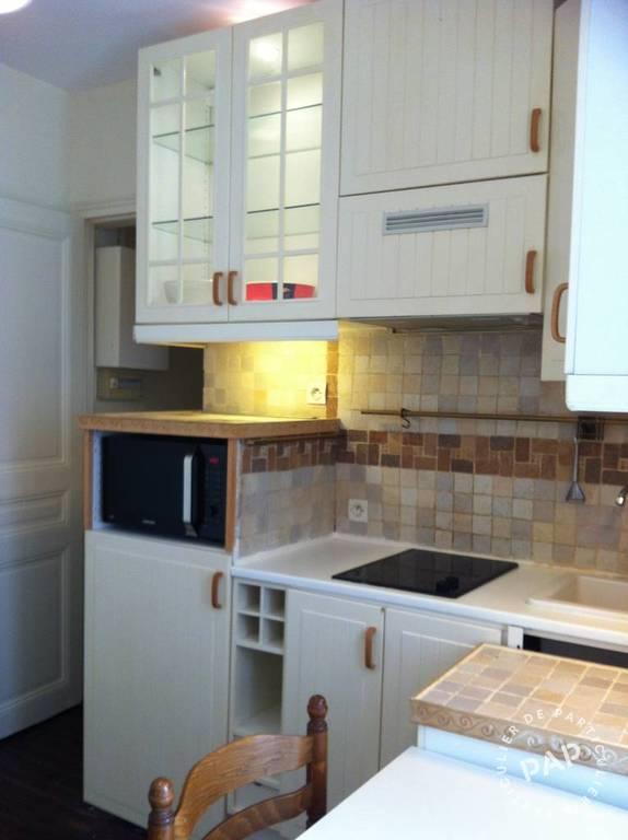 Location Appartement Paris 17E 17m² 825€