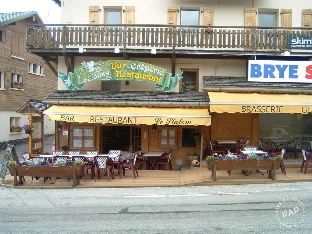 Vente et location Fonds de commerce Notre-Dame-De-Bellecombe (73590)  200.000€