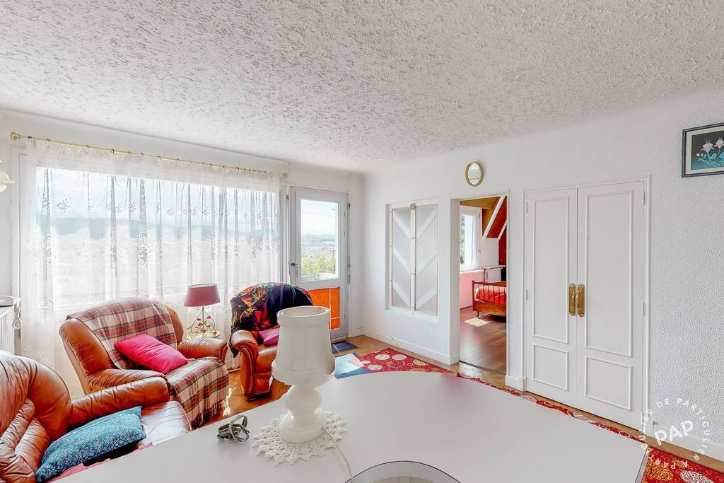 Vente appartement 4 pièces Hendaye (64700)