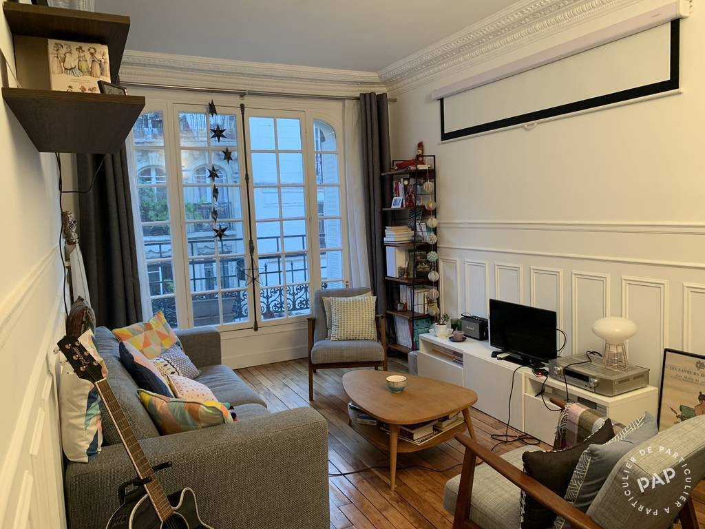 Vente Appartement Paris 18E 55m² 680.000€