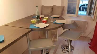 Location meublée studio 15m² Aix-En-Provence (13) - 535€