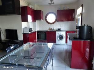 Location meublée studio 33m² Maisons-Alfort (94700) - 1.090€