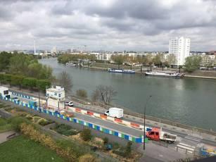 Location appartement 3pièces 54m² Vitry-Sur-Seine (94400) - 1.110€