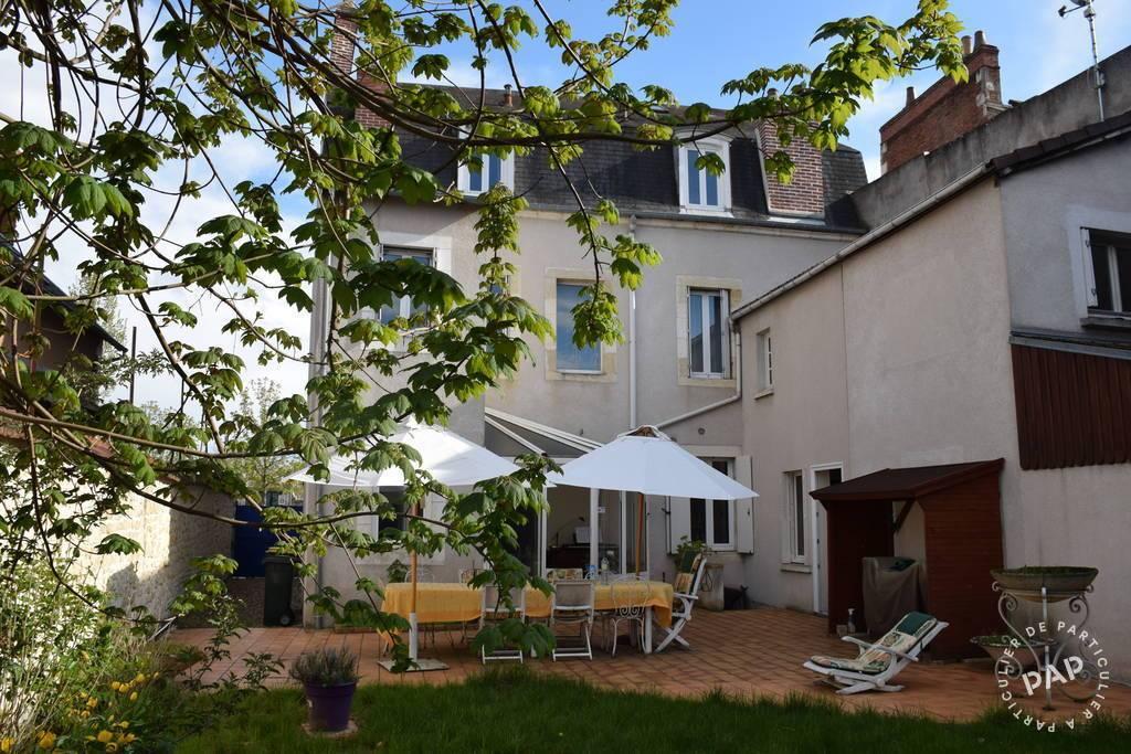 Vente Maison Bourges (18000) 260m² 340.000€