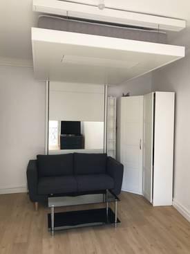 Location meublée studio 24m² Saint-Ouen (93400) - 800€