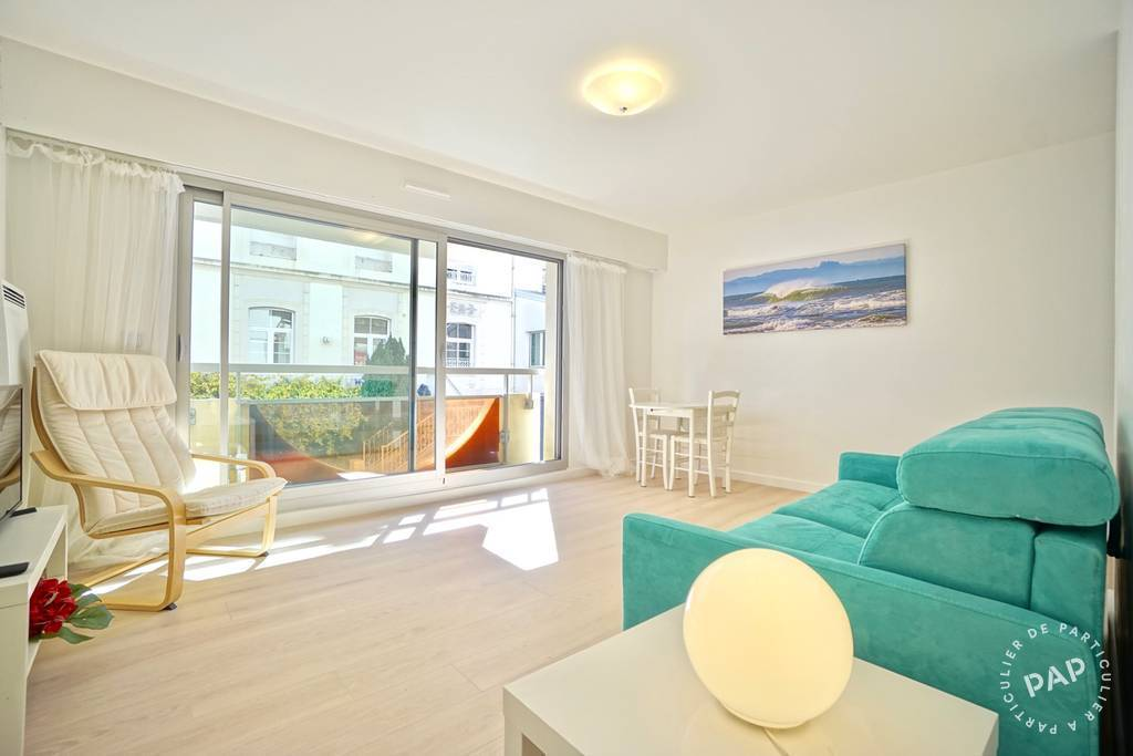 Location Appartement Biarritz (64200) 26 m² 520 €